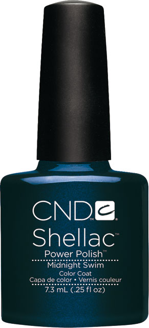 SHELLAC™  - UV COLOR  - MIDNIGHT SWIM 0.25oz (7,3ml)
