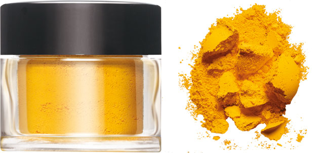 CND ADITIVA - Yellow - 0.11oz (3.24g) ŽLUTÝ pigment pro NailArt