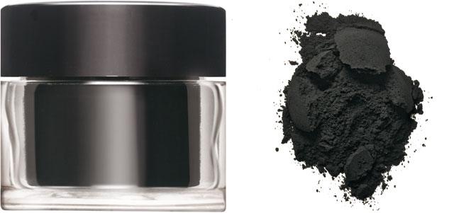 CND ADITIVA - Black - 0.8oz (2.42g) ČERNÝ pigment pro NailArt