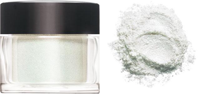 CND ADITIVA - Green Gold Sparkle -  0.19oz (5.40g)  JISKŘIVĚ ZLATOZELENÁ pigment pro NailArt