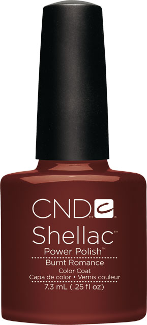 SHELLAC™  - UV COLOR  - BURNT ROMANCE 0.25oz (7,3ml)