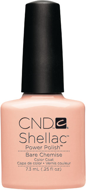 SHELLAC™  - UV COLOR  - BARE CHEMISE 0.25oz (7,3ml)
