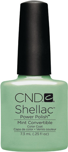 SHELLAC™  - UV COLOR  - MINT CONVERTIBLE 0.25oz (7,3ml)