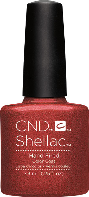 SHELLAC™  - UV COLOR  - HAND FIRED 0.25oz (7,3ml)