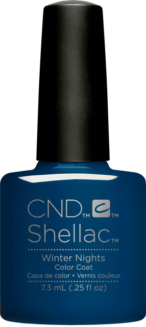SHELLAC™  - UV COLOR  - WINTER NIGHTS 0.25oz (7,3ml)