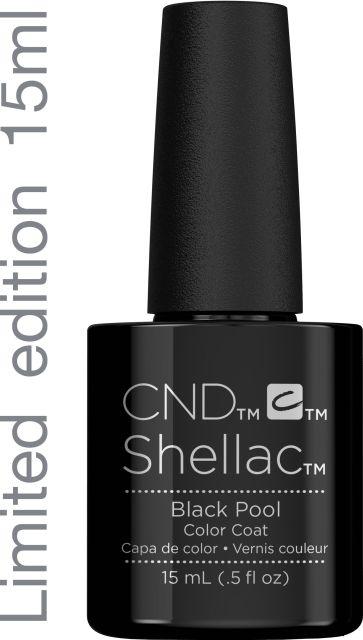 SHELLAC™ - UV COLOR - BLACKPOOL 0.5oz (15ml) - Limitovaná edice - VELKÉ BALENÍ za cenu malého