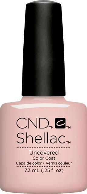 SHELLAC™  - UV COLOR  - UNCOVERED 0.25oz (7,3ml)
