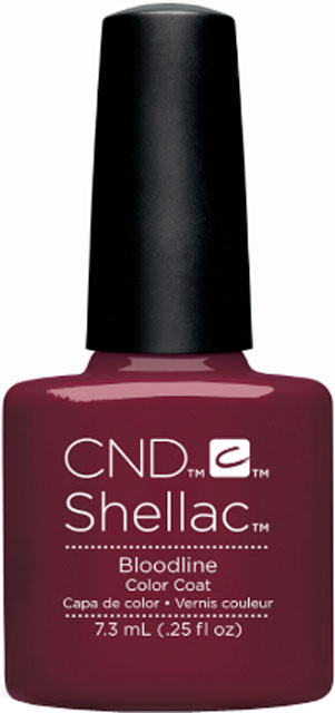 SHELLAC™  - UV COLOR  - BLOODLINE 0.25oz (7,3ml)