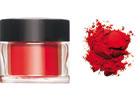 CND ADITIVA - Bright Red - 0.5oz (1.65g) JASNĚ ČERVENÝ pigment pro NailArt
