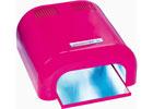 UV lampa UVL-36 (růžová) vč. zářivek, časovač 90s, 120s a 30min, 36W, s výsuvnou podložkou