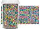 TRANSFER FOIL - nagų dekoravimo folija 1,5m -(197)