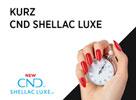 Kurz CND SHELLAC LUXE - Olomouc 21.11.2018 (9:30 - 12:30)